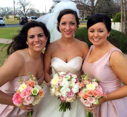 Anna's beautiful wedding day