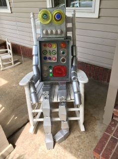 Up-cycled Robot