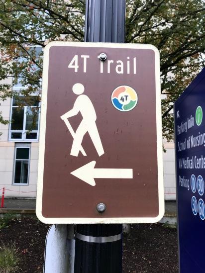 4T Trail through Portland