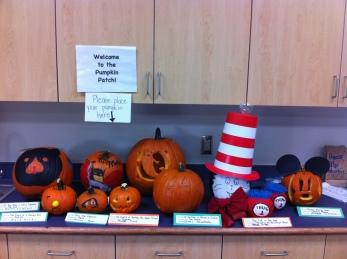 Pumpkin Characters, 2010