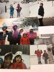 All the snow days